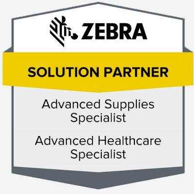 zebra advanced supplies healthcare specialist logo